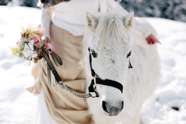 Wintermärchen Sabrina und Hubert