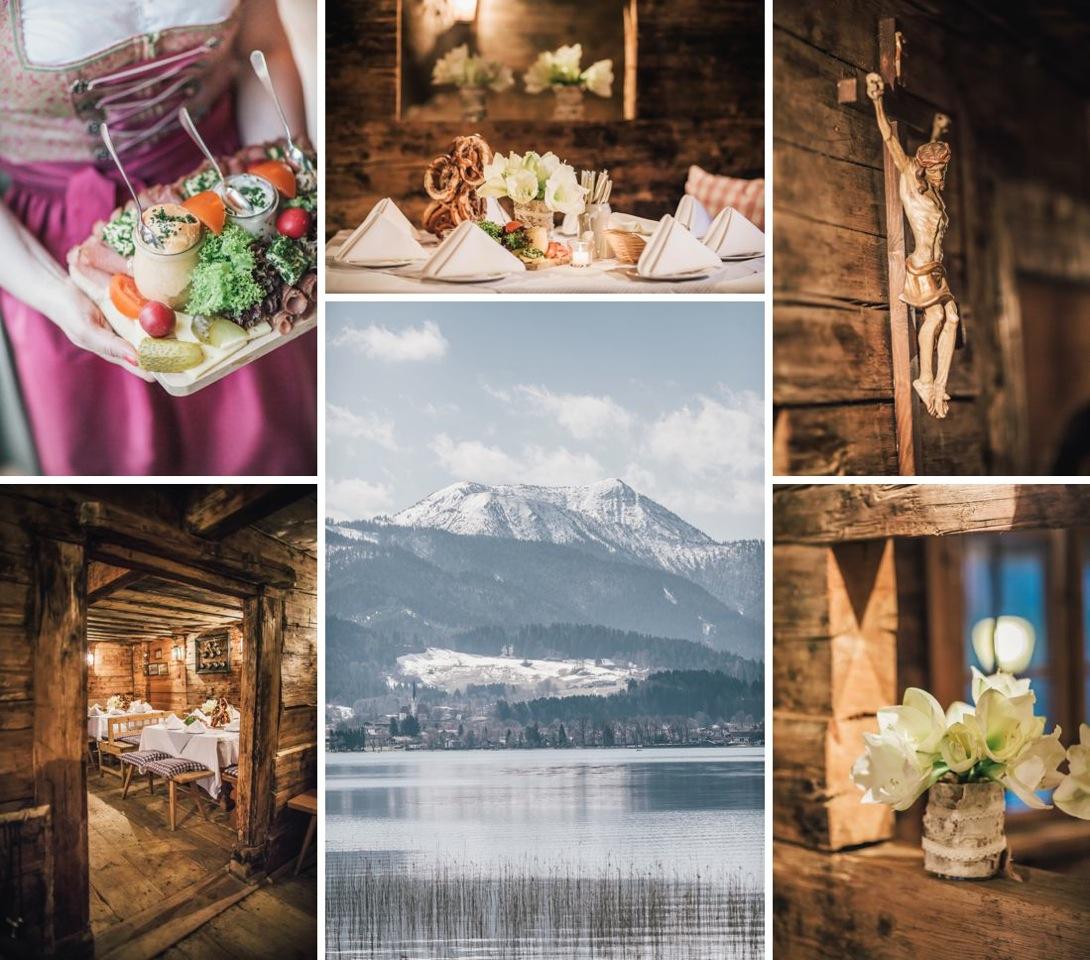 Eröffnung der Hochzeitssaison 2015 – Bayerische Nacht in Tracht
