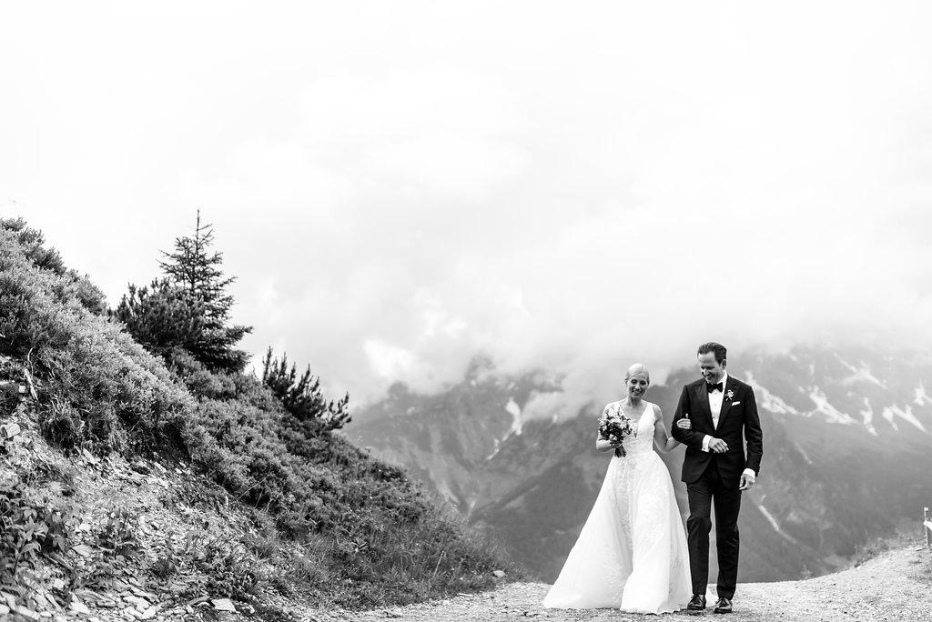 Hochzeit am Hochkönig