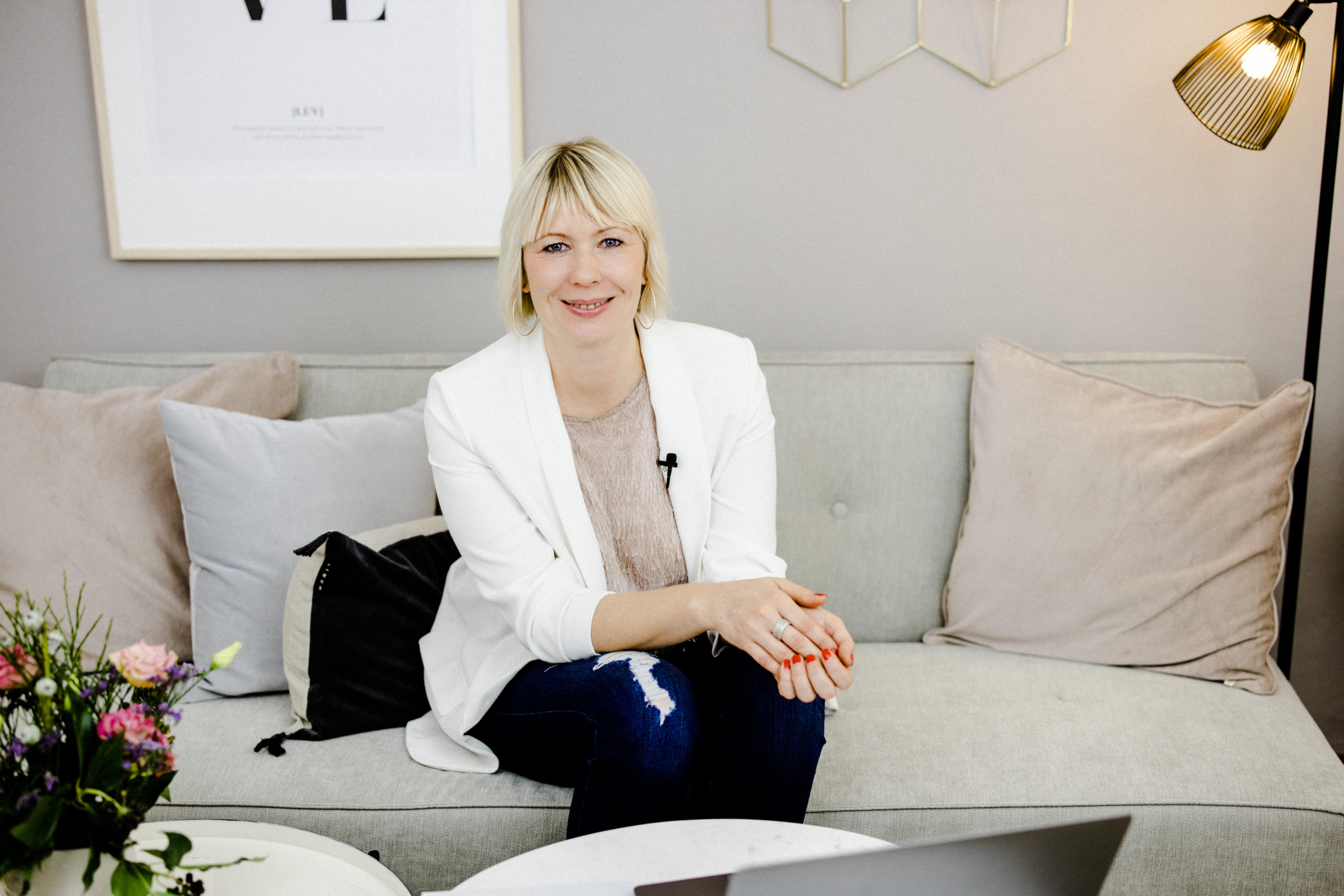 Doreen Winking eröffnet ein Studio in Berlin