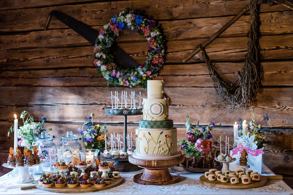 Hochzeitstorte: Ideen zur Hochzeitsplanung