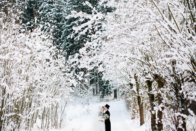 Winterhochzeit: Heiraten im Winter